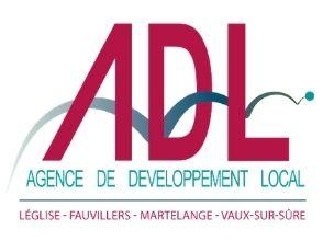Logo ADL Léglise, Fauvillers, Martelange et Vaux-sur-Sûre