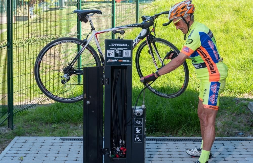 Bike wash gratuit vaux-sur-sûre 2