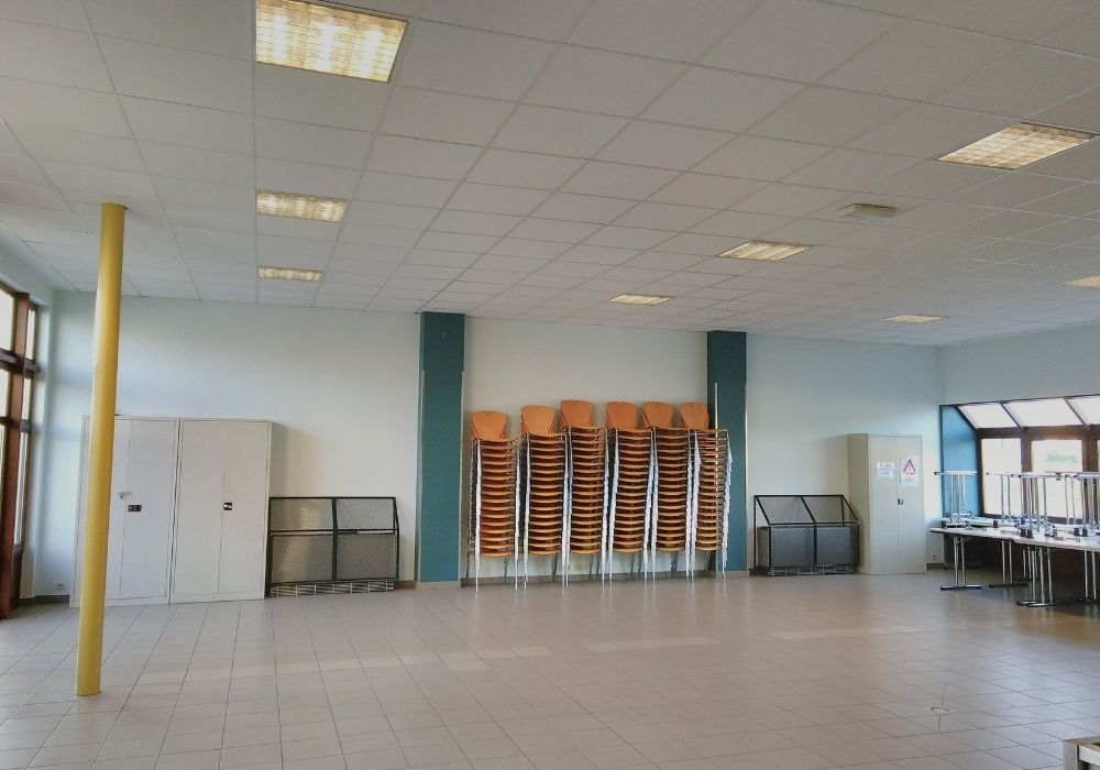 Grande salle à louer 2