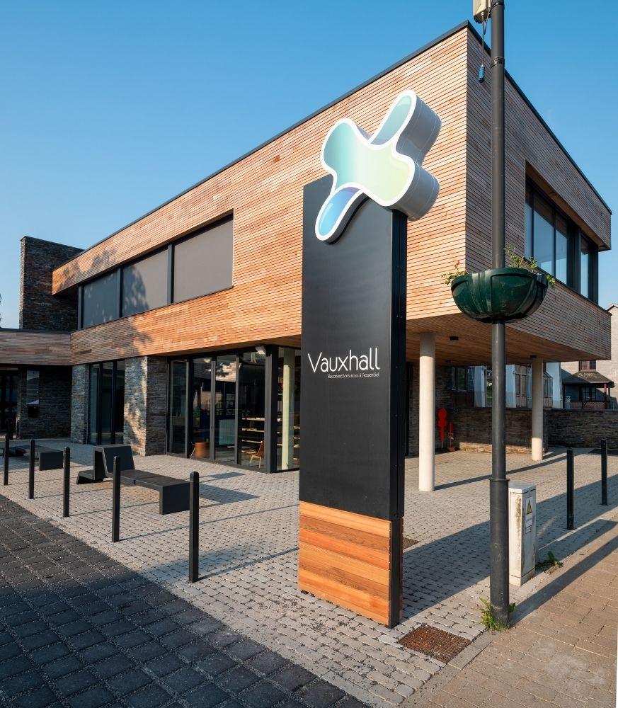 Photo du Vauxhall